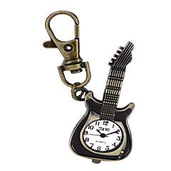 Zegarek kieszonkowy Kwarcowy Stop Pasmo Na co dzień Czarny Brązowy Black