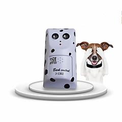 Perro Entrenamiento Electrónica Formación de Comportamiento Ultrasónico Portátil Inalámbrica Antiladrido Poco ruido Blanco