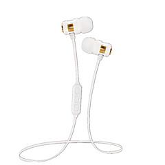 JTX JTXW1 I øret Halsbånd Trådløs Hovedtelefoner Dynamisk Sport & Fitness øretelefon Med Mikrofon Med volumenkontrol Headset