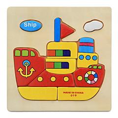 puslespil GDS-sæt Pædagogisk legetøj Træpuslespil Byggesten Gør Det Selv Legetøj 1 Hobbylegetøj