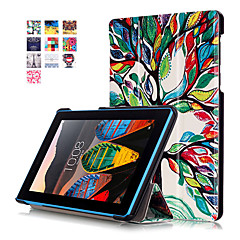 Print Cover Case for Lenovo TAB3 Tab 3 7 Essential 710 710F TB3-710F  7.0 inch with Screen Protector