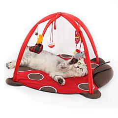 Jucărie Pisică Jucării Animale Interactiv Jucării pluș Pliabil Desene Animate