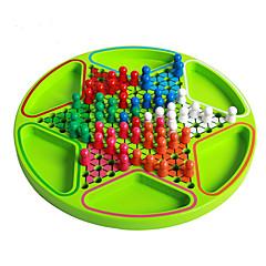 ألعاب الطاولة دائري خشب