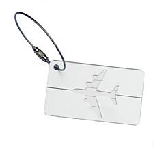 Seyahat Bavul Etiketi Taşınabilir Alaşım