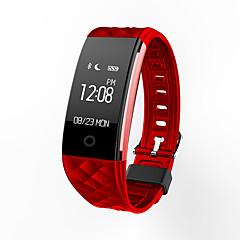 S21 Inteligentny zegarek Inteligentna bransoletka Rejestrator aktywności fizycznej iOS AndroidWodoszczelny Spalone kalorie Krokomierze