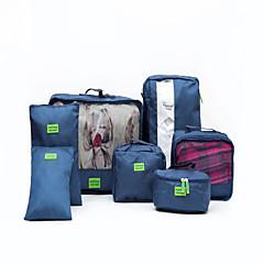 Organisation für das Packen Tragbar Kulturtasche für Tragbar KulturtascheRot Grün Blau