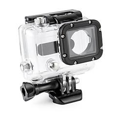 Accesorios para GoPro,Estuche de Protección Armazón Impermeable Impermeable, Para-Cámara acción,Gopro Hero 3Canotaje Kayak Wakeboarding