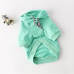 Dog Shirt / T-Shirt Dog Clothes Spring/Fall Cartoon Cute Casual/Daily