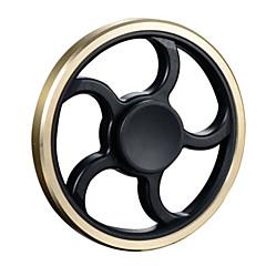 Fidget Spinners Przędzarka ręczna Zabawki Pierścień przędzarki Metal EDCZa czas zabicia Focus Toy Zwalnia ADD, ADHD, niepokój, autyzm