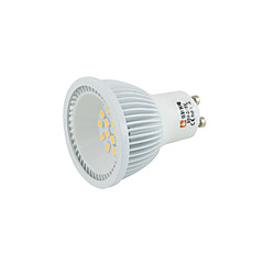 5W E14 GU10 GU5.3(MR16) GX5.3 B22 E27 Spot LED MR16 15 2835 SMD 2835 300-350 lm Blanc Chaud Blanc Froid Blanc Naturel Rose DC 12 AC 12 V1