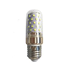 10W E14/ E27 LED Corn Lights T SMD 2835 1100 lm Warm White/ White AC85-265 V 1 pcs