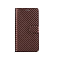 For Apple iPhone 7 7 Plus iphone 6s 6 Plus Case Cover The Carbon Fiber Grain PU Leather Cases