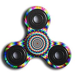 Fidget spinner -stressilelu hand Spinner Lelut rengas Spinner ABS EDCOffice Desk Lelut Killing Time Focus Toy Lievittää ADD, ADHD,