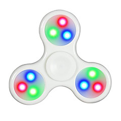 Σβούρες πολλαπλών κινήσεων χέρι Spinner Παιχνίδια Tri-Spinner Πλαστικό EDCΣτρες και το άγχος Αρωγής Γραφείο Γραφείο Παιχνίδια Ανακουφίζει
