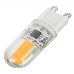 G9 LED à Double Broches T 1 COB 200-300 lm Blanc Chaud AC 100-240 V 1 pièce