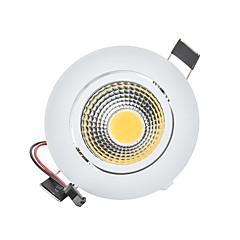 3W 2G11 LED nedlys Nedfaldende retropasform 1 COB 250 lm Varm hvid Kold hvid Justérbar lysstyrke DekorativVekselstrøm 220-240 Vekselstrøm