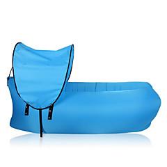 Felfújható matrac Felfújható matracok Huzat Egyszemélyes 30 Felfújható70 Túrázás Kemping Tengerpart Utazás Vízálló Fonoun