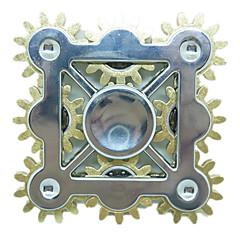 Fidget Spinners Przędzarka ręczna Zabawki Przekładnia przędzarki Metal EDCStres i niepokój Relief Zabawki biurkowe Zwalnia ADD, ADHD,