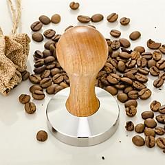 50 ml Paslanmaz Çelik Tahta Kahve Öğütücü , Brew Coffee Maker Manual