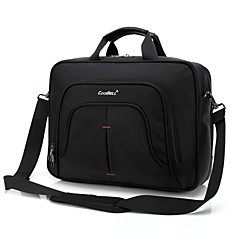 15,6 inch laptop multifunctionele handtas schoudertas notebook tas voor Dell / HP / Lenovo / Sony / acer / oppervlak etc