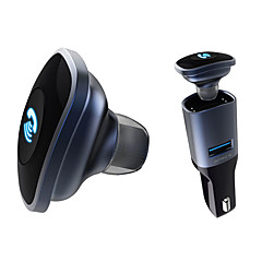 Bluetooth 4.0 headset med laddare