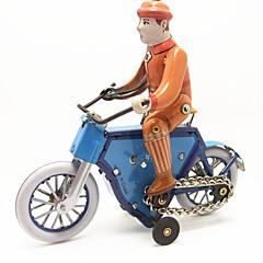 Vedettävä lelu Moottoripyöräily Metalli Lasten