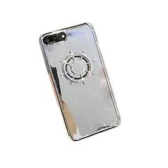 Pour iphone 7 cas fidget spinner étui arrière amovible 3d cartoon brillant brillant tpu doux pour apple iphone 7 plus 6 6s plus 6 plus