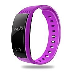 lemfo qs80 okos karkötő / SmartWatch / bluetooth 4.0 csuklópánt pulzusmérő alvás fitness tracker ios android telefon