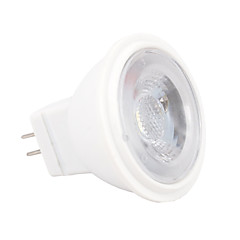 2W GU4(MR11) LED Spotlight MR11 3 SMD 2835 180~210 lm Warm White Cool White Dimmable AC/DC 12 V 1 pcs