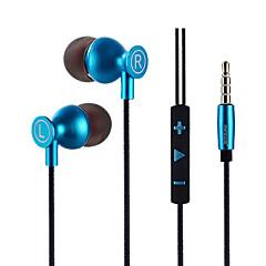 m10 금속 귀 귀 스테레오 이어폰 게임 헤드셋 컴퓨터 헤드셋 밀 와이어 제어 고 충실도 모니터 헤드셋과 헤드셋 실행