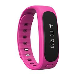 Slimme armbandWaterbestendig Lange stand-by Verbrande calorieën Stappentellers Logboek Oefeningen Touch Screen Afstandsmeting
