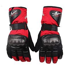 Γάντια για Δραστηριότητες/ Αθλήματα Όλα Γάντια ποδηλασίας Χειμώνας Γάντια ποδηλασίαςΔιατηρείτε Ζεστό Αδιάβροχη Αντιαναιμικό Αναπνέει