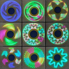 Fidget spinner -stressilelu hand Spinner Hyrrä Lelut Lelut rengas Spinner Metalli EDCStressiä ja ahdistusta Relief Focus Toy Office Desk
