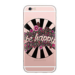 For iPhone 7 Plus 7 Case Cover Ultra Thin Pattern Back Cover Case Flower Soft TPU for iPhone 6s Plus 6 Plus  6s 5 SE 5S