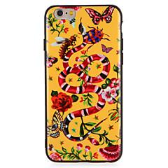 tok Apple iphone7 7 plus virág pillangó állati minta kemény pc iphone 6s plusz 6 plusz 6s 6