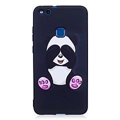 Do huawei p10 lite p9 lite obudowa pokrywa panda deseń tylna pokrywa miękka tpu p8 lite 2017