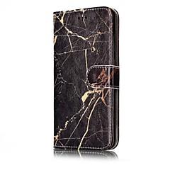 Huawei P10 lite p10 suojus kortin haltija lompakon kokovartalo tapauksessa marmori kova PU nahka P9 lite P8 lite P8 lite2017