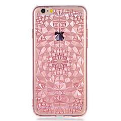 För Apple iPhone7 7plus Hölje Mönstret Bakgrund Hölje Geometrisk Mönster Soft TPU 6s plus 6 plus 6s 6