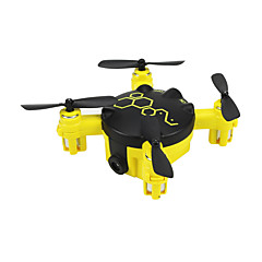 Drón FQ04 4 Csatorna 6 Tengelyes A 0.3MP HD kamera LED Világítás Headless ModeRC Quadcopter Távirányító 1 x Felhasználói kézikönyv 1 USB