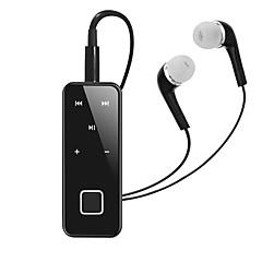 Cwxuan® uniwersalny oddzielny kołnierzyk w klipsie na ucho stereo bluetooth v4.1 słuchawki / mikrofon