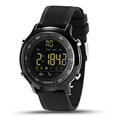 Dam Herr Smart klocka Kinesiska DigitalFjärrkontroll Kalender Kronograf Vattenavvisande Hjärtfrekvensmonitor Hastighetsmätare Stegräknare