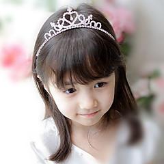 Corea girls sevimli prenses diamante taç kafa bandı