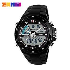 Herre Dame Sportsur Kjoleur Smartur Modeur Armbåndsur Unik Creative Watch Digital Watch Kinesisk DigitalLED Kalender Kronograf