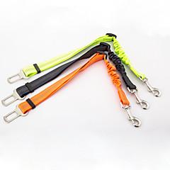 Köpek Oto Koltuğu Tasması / Köpek Emniyet Kemeri Yansıtıcı Taşınabilir Güvenlik Solid Naylon
