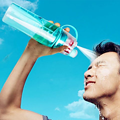 Sport & Utomhus Utomhus Fritid Sport Utekväll Ledigt/vardag To-Go Dryckesaccessoarer, 600 Plast Sugrör Juice VattenVardagsdricksglas