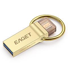 Eaget v90 64g otg usb3.0 odporny na wstrząsy dysk flash dysk u dla android telefon komórkowy tablet pc