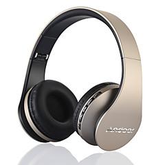 베스트 셀러 andoer lh-811 디지털 4 in 1 다기능 무선 스테레오 블루투스 4.1 edr 헤드폰 이어폰 헤드셋 마이크와 이어폰 mp3