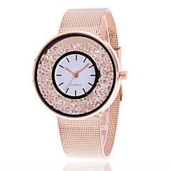 Damskie Ladies ' Do sukni/garnituru Modny Zegarek na nadgarstek Unikalne Kreatywne Watch Na codzień Kryształowy zegarek Chiński Kwarcowy
