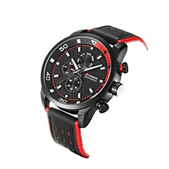 Damskie Męskie Sportowy Wojskowy Do sukni/garnituru Szkieletowy Inteligentny zegarek Modny Zegarek na nadgarstek Unikalne Kreatywne Watch