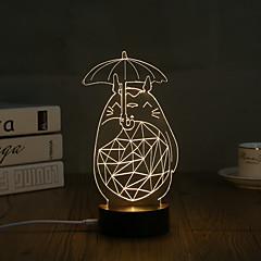 Night Light LED Luce decorativa-0.5W-USB Decorativo - Decorativo